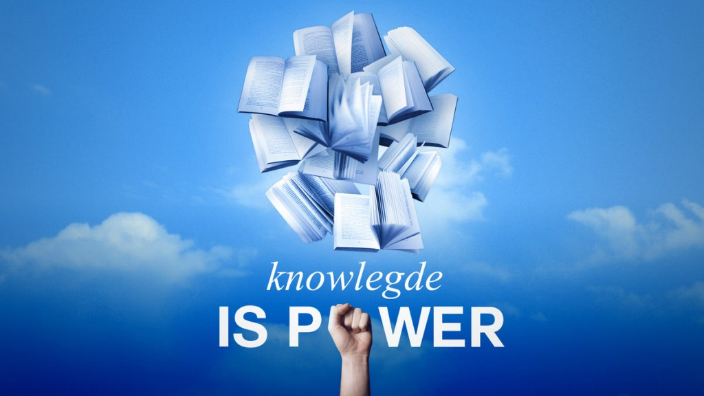 essay on knowledge is power but money is superpower