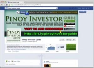 PinoyInvestor - Facebook