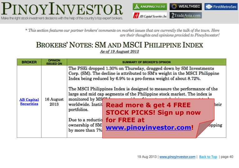 Sm forex rate