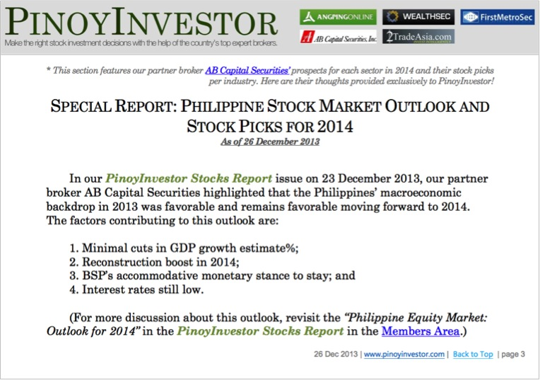 2014 outlook 1
